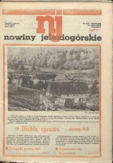 Nowiny Jeleniogórskie : tygodnik społeczny, [R. 34], 1991, nr 18 (1629)