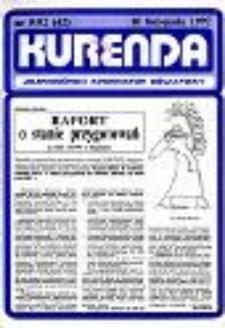 Kurenda : jeleniogórski informator oświatowy, 1992, nr 9 (42)