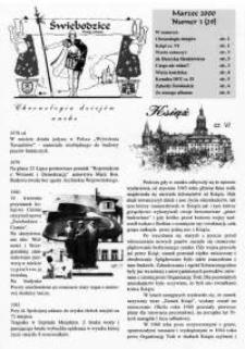Świebodzice - Dzieje Miasta, 2000, nr 3 (29) [Dokument elektroniczny]