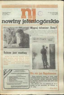 Nowiny Jeleniogórskie : tygodnik społeczny, [R. 35], 1992, nr 9 (1665!)