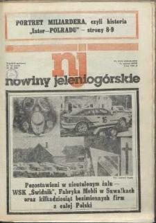 Nowiny Jeleniogórskie : tygodnik społeczny, [R. 34], 1991, nr 38 (1649)