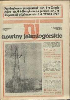Nowiny Jeleniogórskie : tygodnik społeczny, [R. 34], 1991, nr 40 (1651)