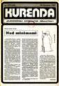 Kurenda : jeleniogórski informator oświatowy, 1993, nr 1 (44)