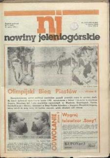 Nowiny Jeleniogórskie : tygodnik społeczny, [R. 35], 1992, nr 10 (1666!)