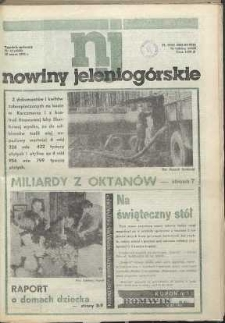 Nowiny Jeleniogórskie : tygodnik społeczny, [R. 35], 1992, nr 12 (1668!)
