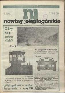 Nowiny Jeleniogórskie : tygodnik społeczny, [R. 35], 1992, nr 45 (1699!)