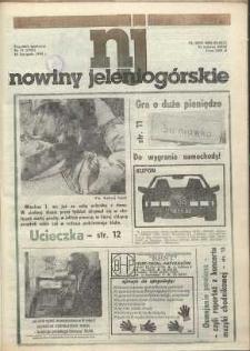 Nowiny Jeleniogórskie : tygodnik społeczny, [R. 35], 1992, nr 47 (1700!)