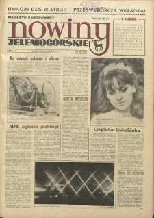 Nowiny Jeleniogórskie : magazyn ilustrowany ziemi jeleniogórskiej, R. 15, 1972, nr 10 (721)