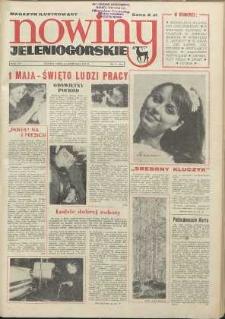Nowiny Jeleniogórskie : magazyn ilustrowany ziemi jeleniogórskiej, R. 15, 1972, nr 17 (728)