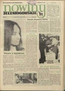 Nowiny Jeleniogórskie : magazyn ilustrowany ziemi jeleniogórskiej, R. 15, 1972, nr 20 (731)