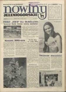 Nowiny Jeleniogórskie : magazyn ilustrowany ziemi jeleniogórskiej, R. 15, 1972, nr 30 (741)