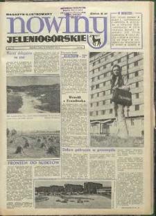 Nowiny Jeleniogórskie : magazyn ilustrowany ziemi jeleniogórskiej, R. 15, 1972, nr 32 (743)