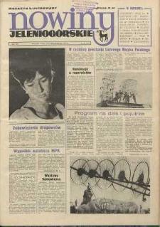 Nowiny Jeleniogórskie : magazyn ilustrowany ziemi jeleniogórskiej, R. 15, 1972, nr 42 (753)