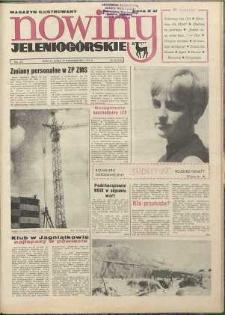 Nowiny Jeleniogórskie : magazyn ilustrowany ziemi jeleniogórskiej, R. 15, 1972, nr 43 (754)