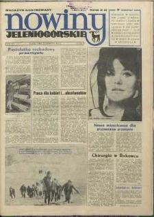 Nowiny Jeleniogórskie : magazyn ilustrowany ziemi jeleniogórskiej, R. 15, 1972, nr 47 (758)