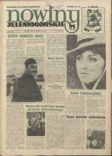 Nowiny Jeleniogórskie : magazyn ilustrowany ziemi jeleniogórskiej, R. 15, 1972, nr 49 (750!)