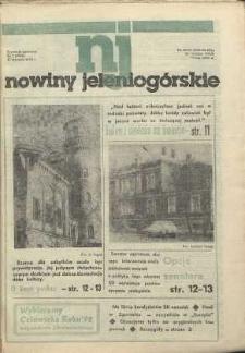 Nowiny Jeleniogórskie : tygodnik społeczny, [R. 36], 1993, nr 2 (1706!)