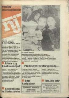 Nowiny Jeleniogórskie : tygodnik społeczny, [R. 36], 1993, nr 13 (1717!)
