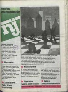 Nowiny Jeleniogórskie : tygodnik społeczny, [R. 36], 1993, nr 19 (1723!)