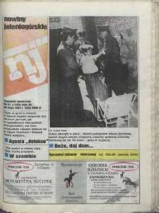 Nowiny Jeleniogórskie : tygodnik społeczny, [R. 36], 1993, nr 21 (1725!)