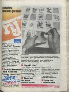 Nowiny Jeleniogórskie : tygodnik społeczny, [R. 36], 1993, nr 25 (1729!)
