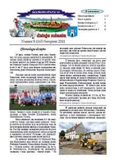 Świebodzice - Dzieje Miasta, 2011, nr 8 (165) [Dokument elektroniczny]