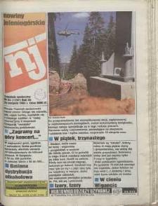Nowiny Jeleniogórskie : tygodnik społeczny, [R. 36], 1993, nr 34 (1737!)