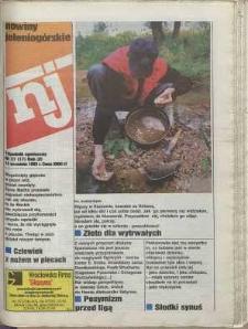 Nowiny Jeleniogórskie : tygodnik społeczny, [R. 36], 1993, nr 37 (17!)
