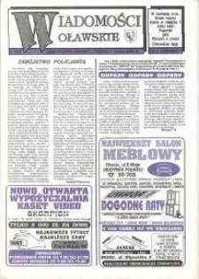 Wiadomości Oławskie, 1993, nr 5 (44)