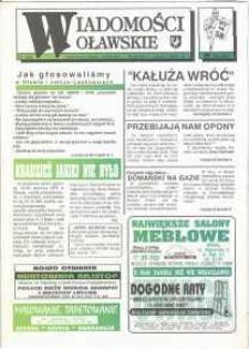 Wiadomości Oławskie, 1993, nr 19 (58)