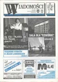 Wiadomości Oławskie, 1994, nr 8 (72)