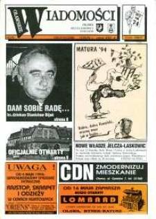 Wiadomości Oławskie, 1994, nr 10 (74)