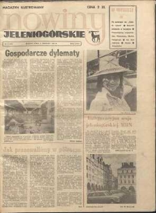 Nowiny Jeleniogórskie : magazyn ilustrowany, R. 18, 1975, nr 32 (890)