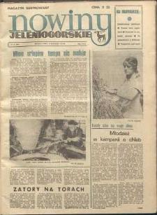 Nowiny Jeleniogórskie : magazyn ilustrowany, R. 17!, 1975, nr 33 (891)