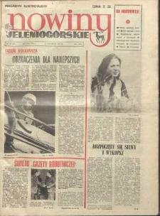 Nowiny Jeleniogórskie : magazyn ilustrowany, R. 17!, 1975, nr 39 (897)