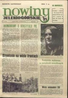 Nowiny Jeleniogórskie : magazyn ilustrowany, R. 18!, 1976, nr 6 (916)