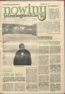 Nowiny Jeleniogórskie : magazyn ilustrowany, R. 18!, 1976, nr 38 [948]