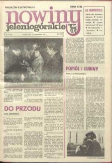 Nowiny Jeleniogórskie : magazyn ilustrowany, R. 18!, 1976, nr 43 [953]
