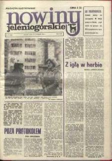 Nowiny Jeleniogórskie : magazyn ilustrowany, R. 18!, 1976, nr 46 [956]