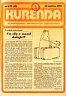 Kurenda : jeleniogórski informator oświatowy, 1993, nr 6 (49)
