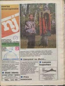 Nowiny Jeleniogórskie : tygodnik społeczny, R. 36, 1994, nr 43 (1798)