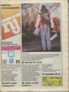 Nowiny Jeleniogórskie : tygodnik społeczny, R. 36, 1994, nr 49 (1804)