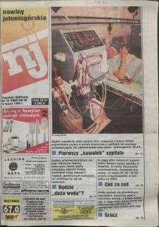 Nowiny Jeleniogórskie : tygodnik społeczny, R. 39, 1996, nr 10 (1969)