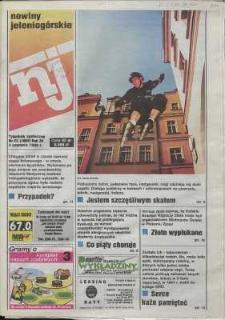 Nowiny Jeleniogórskie : tygodnik społeczny, R. 38, 1996, nr 23 (1982)