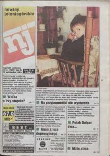 Nowiny Jeleniogórskie : tygodnik społeczny, R. 38, 1996, nr 44 (2003)