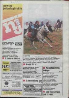 Nowiny Jeleniogórskie : tygodnik społeczny, R. 38, 1996, nr 48 (2007)