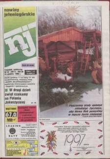Nowiny Jeleniogórskie : tygodnik społeczny, R. 38, 1996, nr 52 (2011)