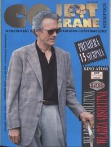 Co Jest Grane : wrocławski miesięcznik kulturalno-informacyjny, 1997, nr 8 (42)