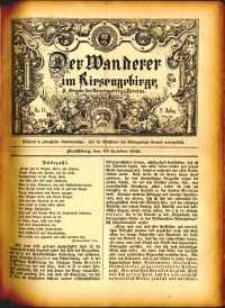 Der Wanderer im Riesengebirge, 1882, nr 14