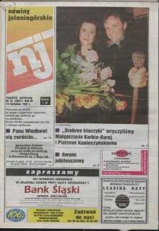 Nowiny Jeleniogórskie : tygodnik społeczny, R. 40, 1997, nr 15 (2027)